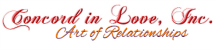 Concord in Love, Inc. logo